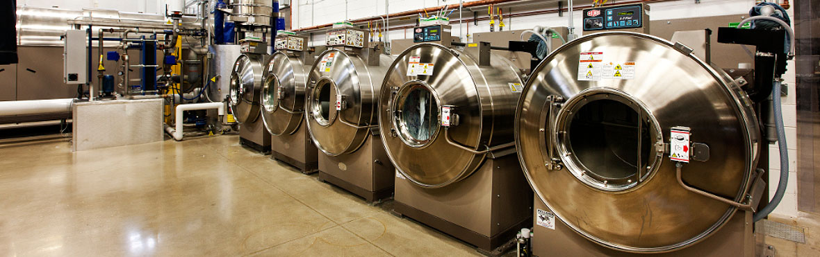 Commercial Washer Machines