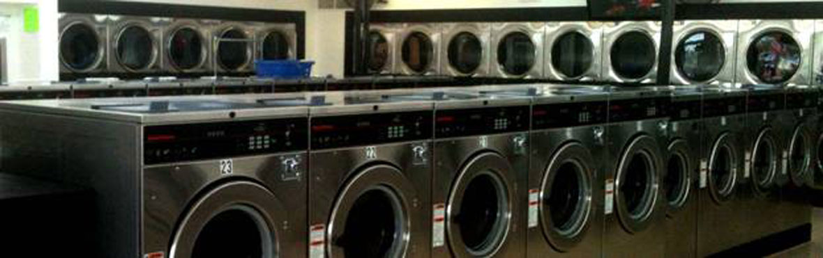 laundry Mat Washers and Dryers